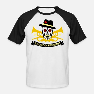 Timmy Trumpet Voodo trumpet - T-shirt baseball manches courtes Homme