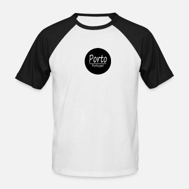 Porto Porto - Men's Baseball T-Shirt