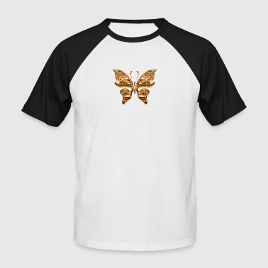Butterf 747 - Men's Baseball T-Shirt