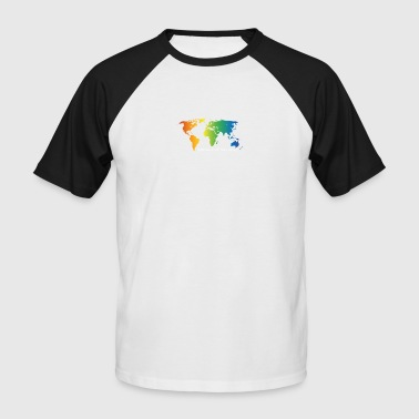 gay et fier - T-shirt baseball manches courtes Homme