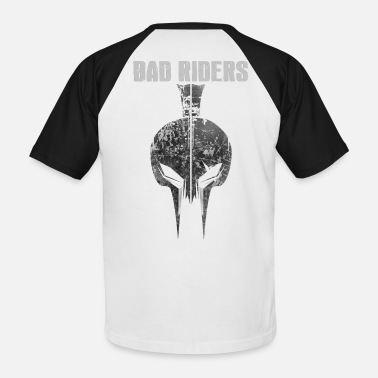 Logo BAD RIDERS - T-shirt baseball manches courtes Homme