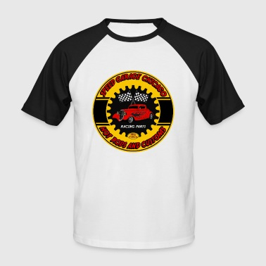 speed garage - T-shirt baseball manches courtes Homme