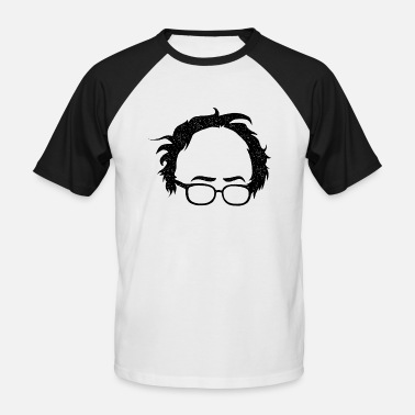 Bernie Sanders FEEL THE BERN - Männer Baseball-T-Shirt