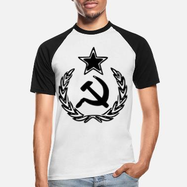 Ussr ussr - Men's Baseball T-Shirt