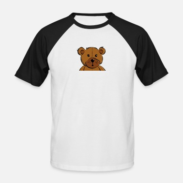 Ted Cruz Teddy - Men's Baseball T-Shirt
