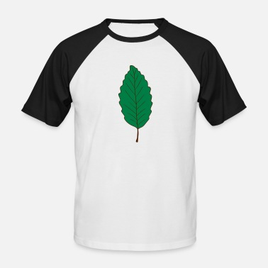 Leaf leaf - Men's Baseball T-Shirt