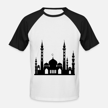 Mosque mosque - Men's Baseball T-Shirt