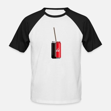 Cola Eco Cola - T-shirt baseball Homme