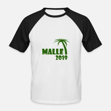 Mallorca 2019 - Men's Baseball T-Shirt