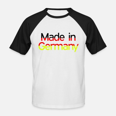Made In Germany Made in germany - Men's Baseball T-Shirt