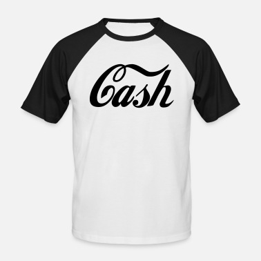 Cash Cash - Men's Baseball T-Shirt