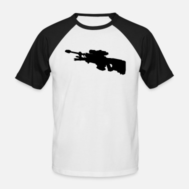 Weapons weapon - Men's Baseball T-Shirt