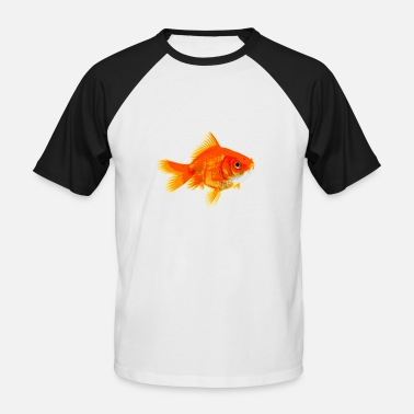 Goldfish Goldfish - Men's Baseball T-Shirt