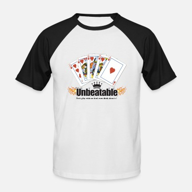 Royal Flush royal flush - Men's Baseball T-Shirt