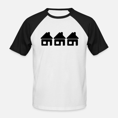 Neighborhood Neighborhood - Men's Baseball T-Shirt
