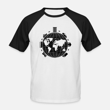 Mode Of Transport transport - Men's Baseball T-Shirt
