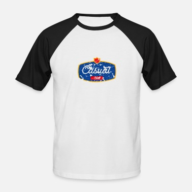 old - Men's Baseball T-Shirt