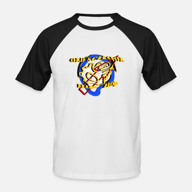 Old School Hip Hop Old School Hip Hop - Baseball T-shirt herr