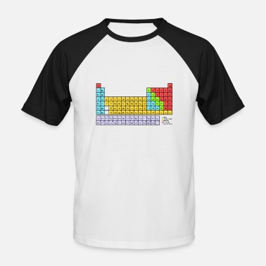 Wear I wear this shirt periodically - Men's Baseball T-Shirt