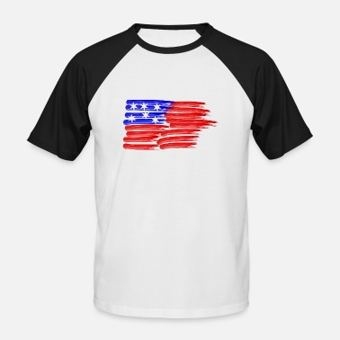 Us US - Men's Baseball T-Shirt