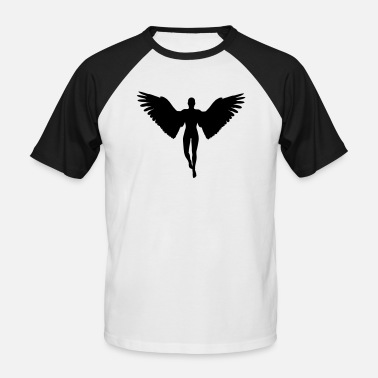 Angelwings ange - T-shirt baseball Homme