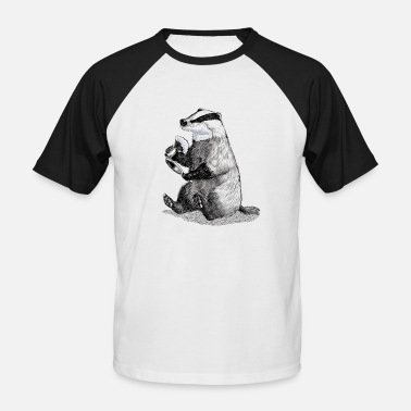 Shave Badger Shaving - Men's Baseball T-Shirt