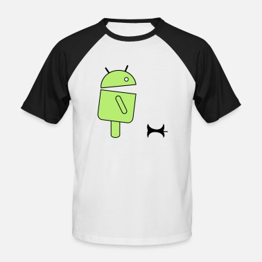 Android android - Men's Baseball T-Shirt