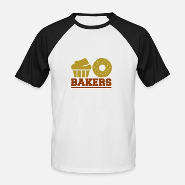 To Bake Baking - baking - Men's Baseball T-Shirt