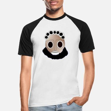 Oracle Le masque Oracle - T-shirt baseball Homme