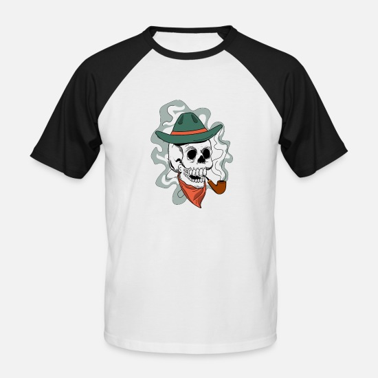 St Patricks Day T-Shirts - st patricks day - Men's Baseball T-Shirt white/black