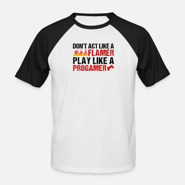 Progamer Progamer - Men's Baseball T-Shirt