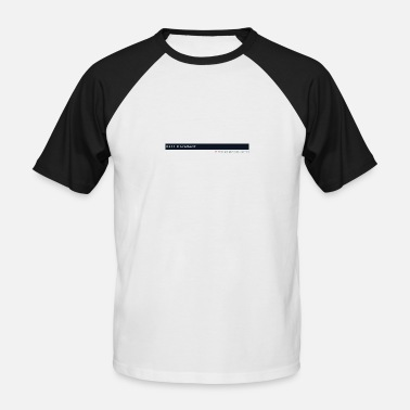 Movement Bass Movement - Männer Baseball T-Shirt