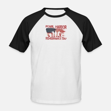 Pearl Jam Pearl Harbor Remembrance Day - Men's Baseball T-Shirt