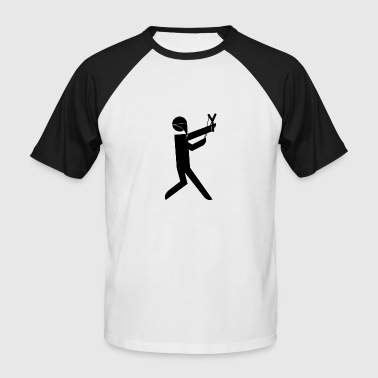 Slingshot - Men's Baseball T-Shirt