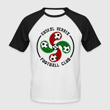 Basque Football Club 05 - T-shirt baseball manches courtes Homme