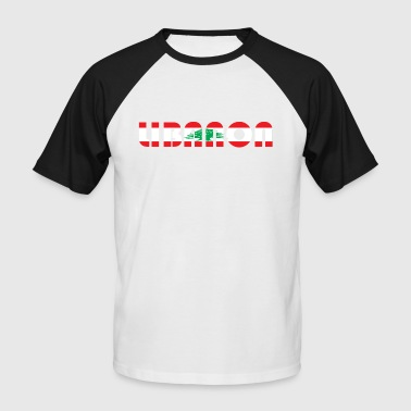 Lebanon - Men's Baseball T-Shirt