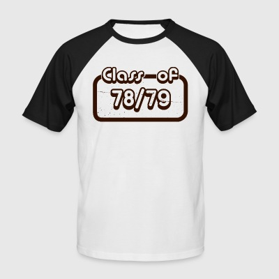 class of 1978 1979 - Männer Baseball-T-Shirt