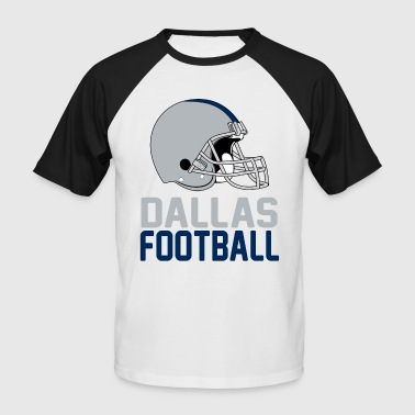 casque Dallas - T-shirt baseball manches courtes Homme