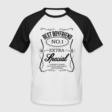 BEST BOYFRIEND - Men's Baseball T-Shirt