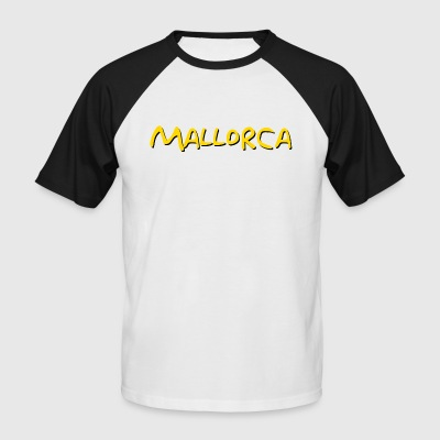 MAJORQUE - T-shirt baseball manches courtes Homme