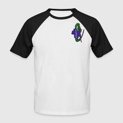 katasnake - Men's Baseball T-Shirt