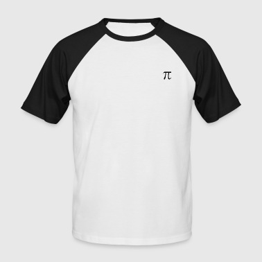 PI - T-shirt baseball manches courtes Homme