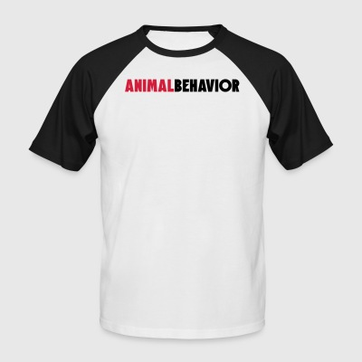 Animal behavior type - Men's Baseball T-Shirt