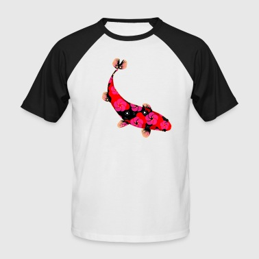 conception koi - T-shirt baseball manches courtes Homme