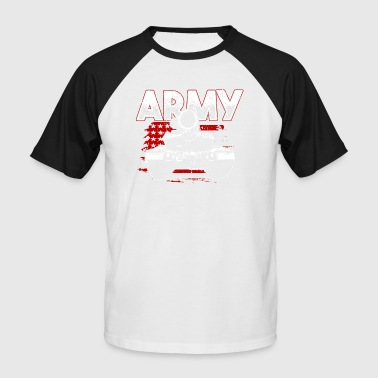 Soldier! Army! Military! Patriot! - Men's Baseball T-Shirt