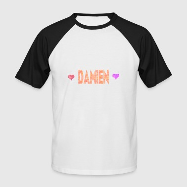 Damien - Men's Baseball T-Shirt