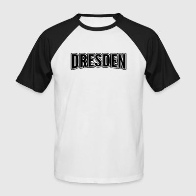 Dresde - T-shirt baseball manches courtes Homme