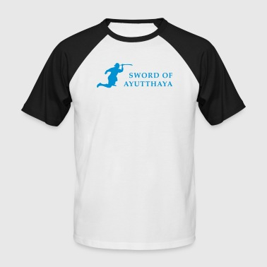 SWORD OF AYUTTHAYA - Männer Baseball-T-Shirt