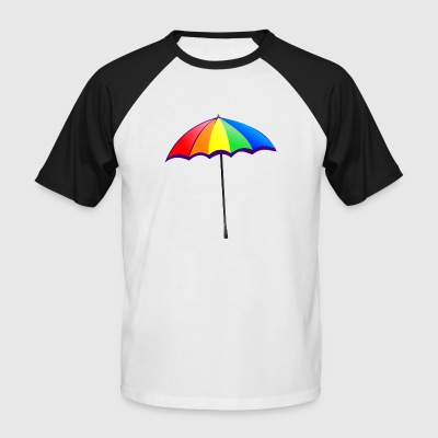 parasol - T-shirt baseball manches courtes Homme