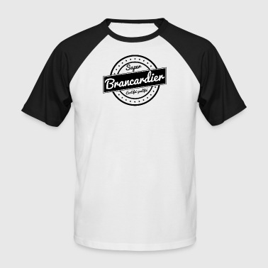 Super brancardier - T-shirt baseball manches courtes Homme